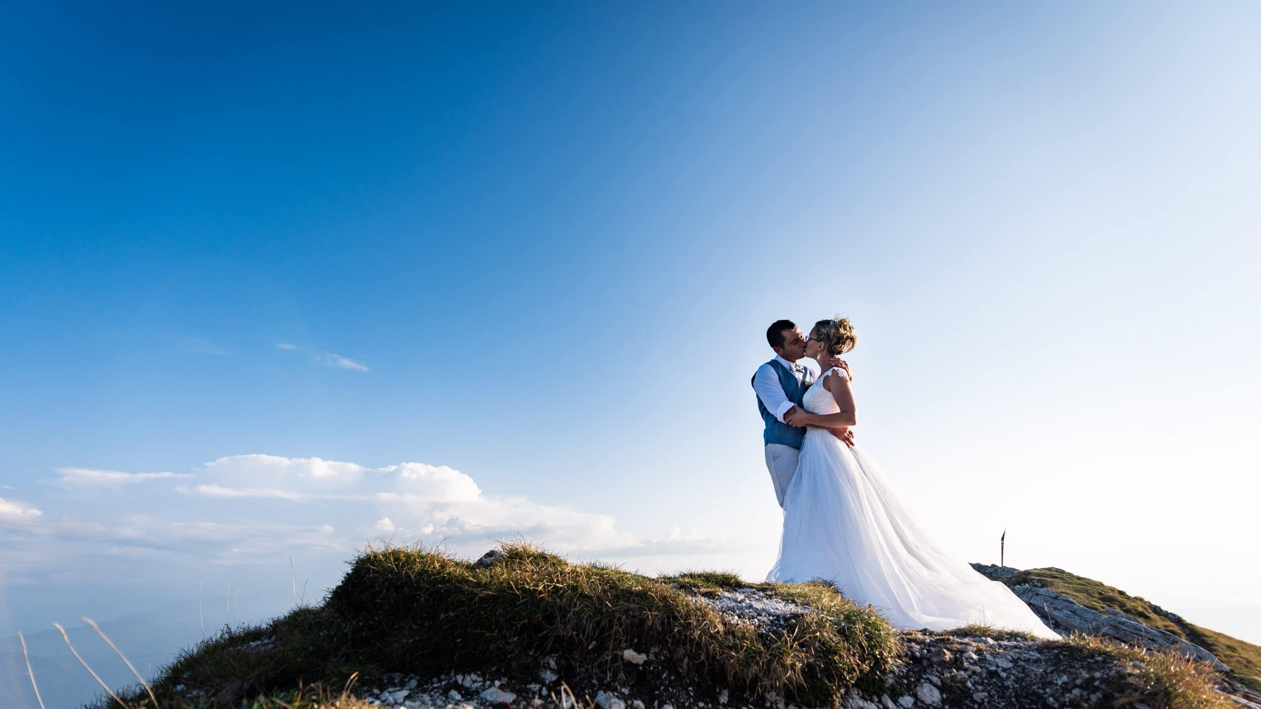 mariage - day after à la montagne