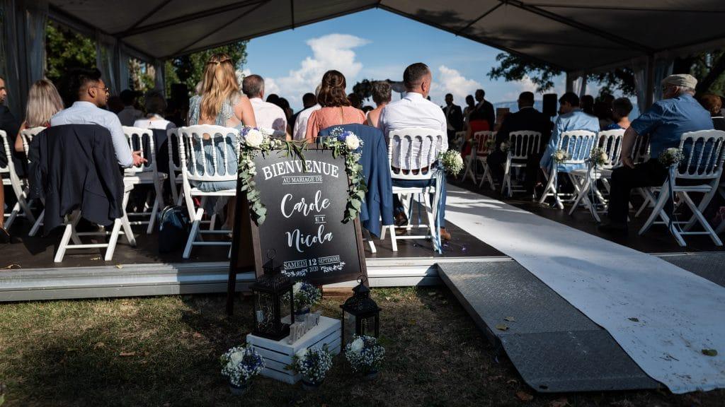 mariage - cérémonie laïques
